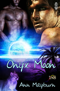 Onyx Moon by Ann Mayburn Erotic Paranormal Romance Prides of the Moon Series