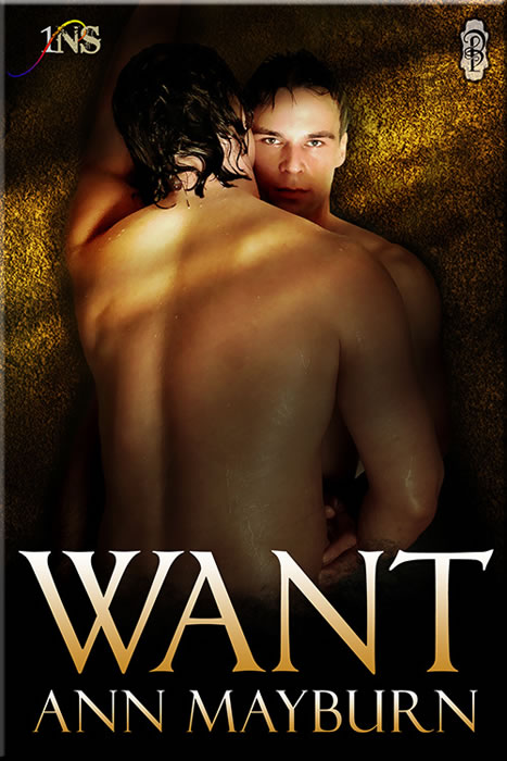 Want by Ann Mayburn M/M Erotic Romance